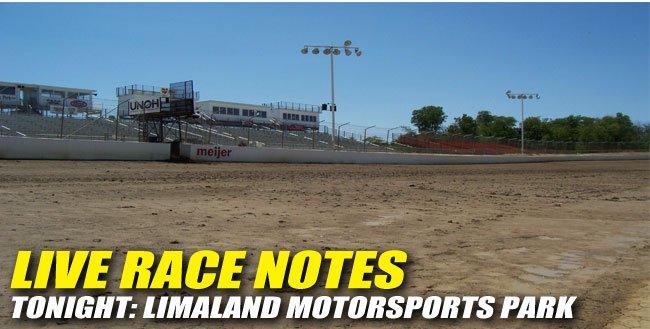 071112 SP LIVE RACE NOTES