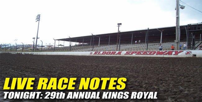 071412 SP LIVE RACE NOTES