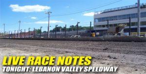 072212 SP LIVE RACE NOTES