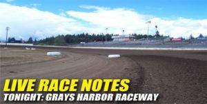 082912 SP LIVE RACE NOTES