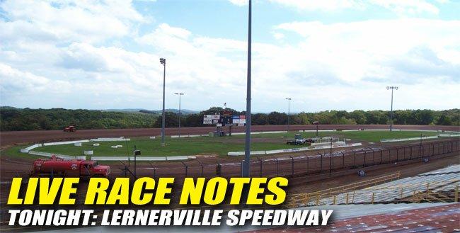 092212 SP LIVE RACE NOTES