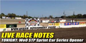 021513 SP LIVE RACE NOTES