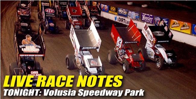 021713 SP LIVE RACE NOTES