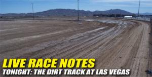 030613 SP LIVE RACE NOTES