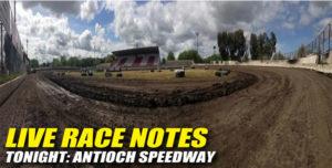 040513 SP LIVE RACE NOTES