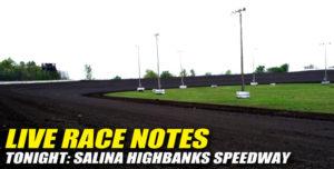 042713 SP LIVE RACE NOTES