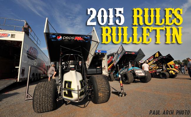 010915 2015 Rules Bulletin