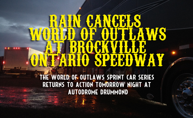 073115 Brockville Rain Out