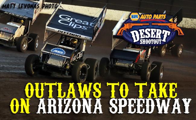012816 Arizona Speedway Release