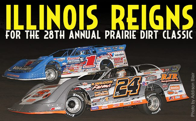 RACE REPORT Illinois Reignsx