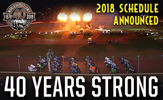 WoOSprint 40 years strong