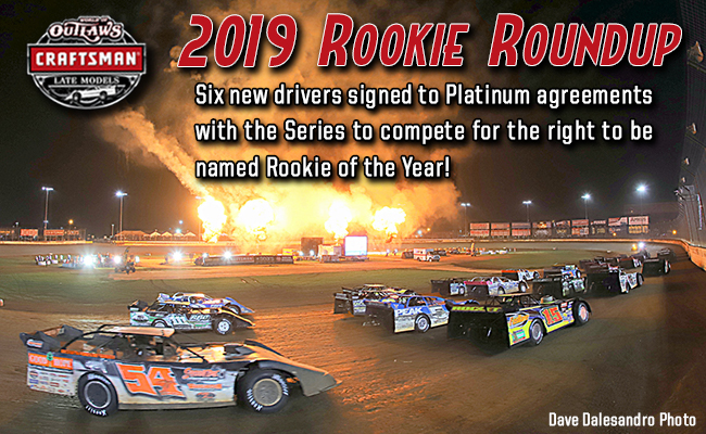 2019 Rookie of the Year Roster Looking Strong – World of Outlaws