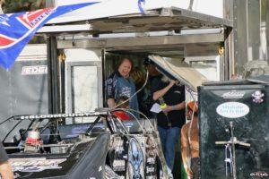Scott Bloomquist at the 2019 DIRTcar Nationals at Volusia Speedway Park