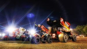 Sprint Cars at Volusia Speedway Park