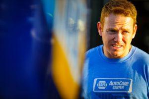 Brad Sweet at Volusia Speedway Park