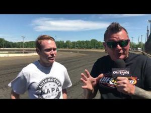 Bridgeport Speedway   Track Spotlight feat. Brad Sweet