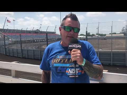 RACE DAY PREVIEW   Jackson Motorplex June 29, 2019