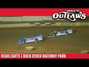 World of Outlaws Morton Buildings Late Models Duck River Raceway Park March 22, 2019 | HIGHLIGHTS