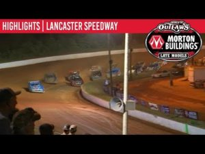 World of Outlaws Morton Buildings Late Models Lancaster Speedway, June 1, 2019   HIGHLIGHTS