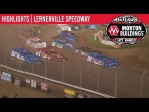 World of Outlaws Morton Buildings Late Models Lernerville Speedway June 22, 2019   HIGHLIGHTS