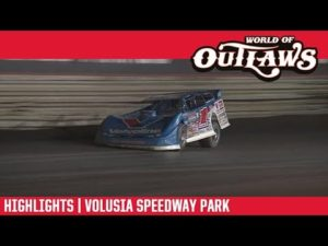 World of Outlaws Morton Buildings Late Models Volusia Speedway Park February 13, 2019 | HIGHLIGHTS