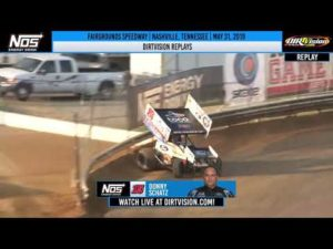World of Outlaws NOS Energy Drink Sprint Cars Fairgrounds Speedway May 31, 2019   DIRTVISION REPLAYS