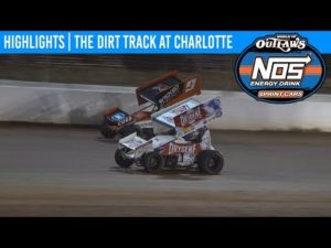 World of Outlaws NOS Energy Drink Sprint Cars The Dirt Track at Charlotte May 25, 2019 | HIGHLIGHTS