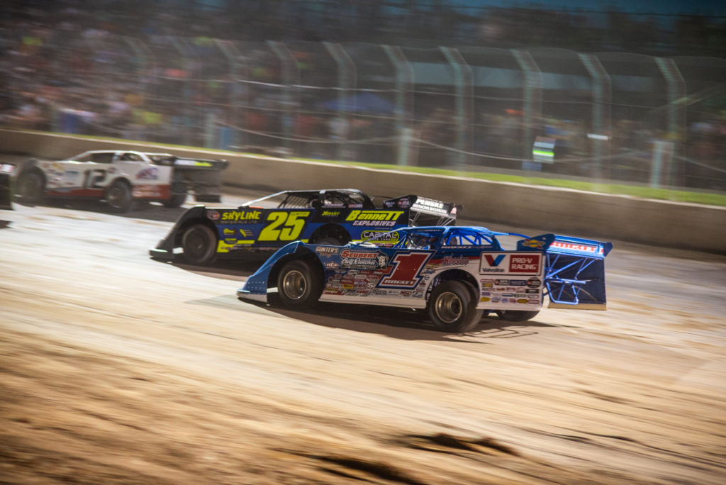 BREAKTHROUGH WIN: Clanton Scores Big First Win With New Team