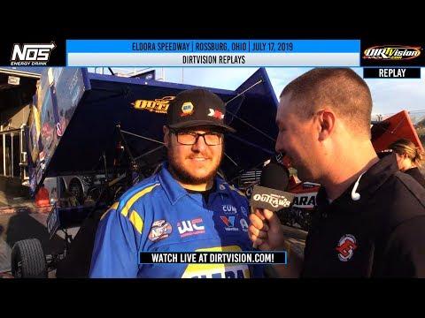 DIRTVISION REPLAYS | Eldora Speedway July 17th, 2019