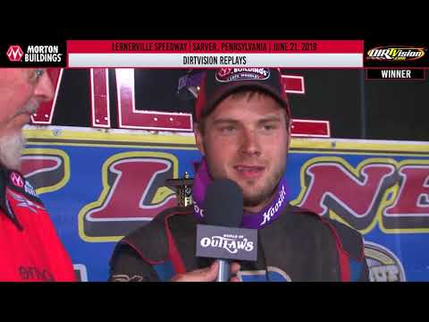 DIRTVISION REPLAYS | Lernerville Speedway June 21, 2019
