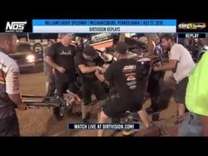 DIRTVISION REPLAYS   Williams Grove Speedway July 27th, 2019