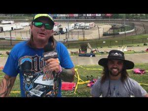 RACE DAY PREVIEW   Eldora Speedway July 18, 2019 Feat. Rico Abreu