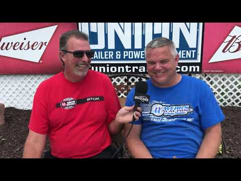 RACE DAY PREVIEW | World of Outlaws Morton Buildings Late Model Series – Red Cedar Speedway