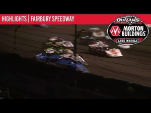 World of Outlaws Morton Buildings Late Models Fairbury Speedway July 26th, 2019 | HIGHLIGHTS