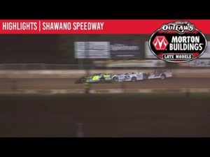 World of Outlaws Morton Buildings Late Models Shawano Speedway July 30th, 2019   HIGHLIGHTS