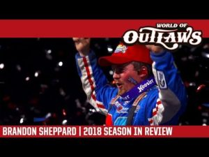 Brandon Sheppard | 2018 World of Outlaws Craftsman Late Model Series Season In Review