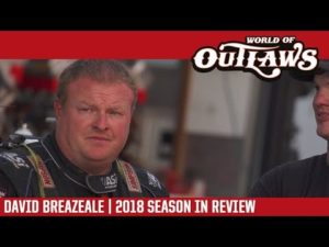 David Breazeale   2018 World of Outlaws Craftsman Late Model Series Season In Review