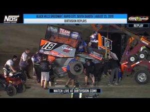 DIRTVISION REPLAYS   Black Hills Speedway August 23rd, 2019