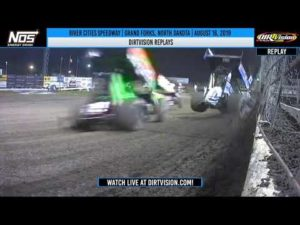 DIRTVISION REPLAYS | River Cities Speedway August 16th, 2019