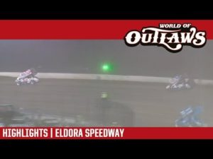 World of Outlaws Craftsman Sprint Cars Eldora Speedway September 21, 2018   HIGHLIGHTS