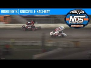 World of Outlaws NOS Energy Drink Sprint Cars Knoxville Raceway, August 9, 2019   HIGHLIGHTS
