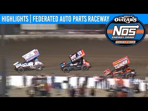 World of Outlaws NOS Energy Drink Sprint Cars Pevely, Missouri, August 3, 2019 | HIGHLIGHTS