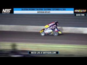 DIRTVISION REPLAYS   Calistoga Speedway September 14th, 2019