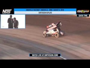DIRTVISION REPLAYS | Knoxville Raceway August 8, 2019