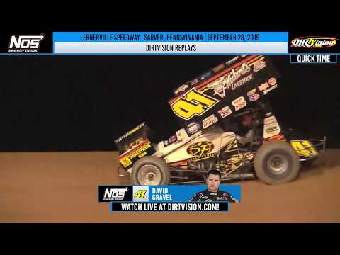 DIRTVISION REPLAYS | Lernerville Speedway September 28th, 2019