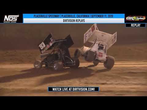 DIRTVISION REPLAYS | Placerville Speedway September 11th, 2019