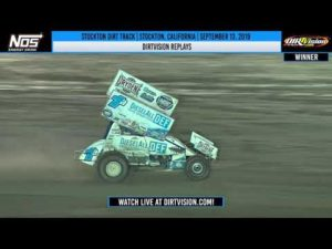 DIRTVISION REPLAYS | Stockton Dirt Track September 13th, 2019