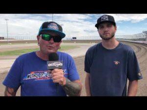 RACE DAY PREVIEW   Dodge City Raceway Park Feat. Jacob Allen Sept. 20, 2019