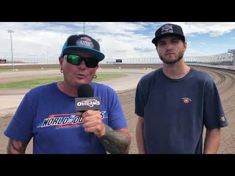 RACE DAY PREVIEW | Dodge City Raceway Park Feat. Jacob Allen Sept. 20, 2019