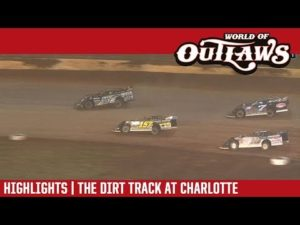 World of Outlaws Craftsman Late Models The Dirt Track at Charlotte November 3, 2018   HIGHLIGHTS